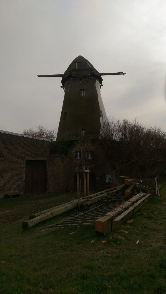 Grottenhertener Mühle